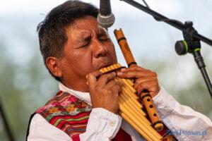 De Jacaranda - koncert sołacki fot. Sławek Wąchała