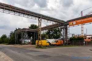 Defabrykacja - spacer po Podolanach Centrum Otwarte Podolany fot. Sławek Wąchała