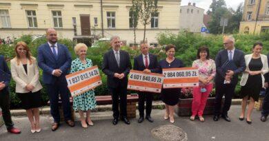 dofinansowanie z WRPO2014+, marszałek Marek Woźniak, Środa Wlkp. fot. UMWW
