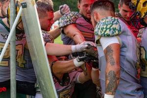 Finał Polskiej Futbol Ligi 2 Armia Poznań - Wilki Łódzkie fot. Sławek Wąchała