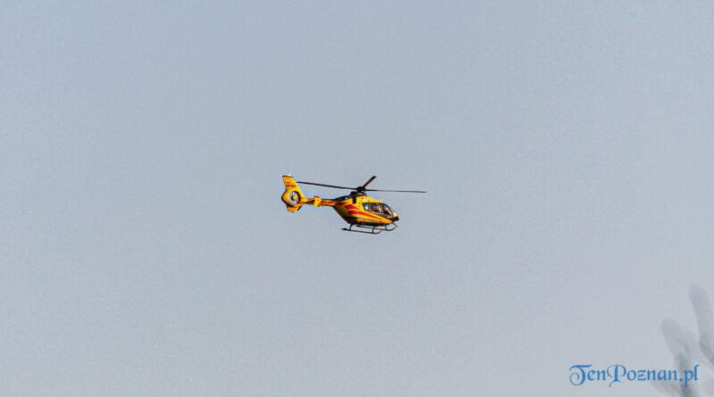Helikopter sanitarny