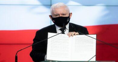 Jarosław Kaczyński fot. PiS