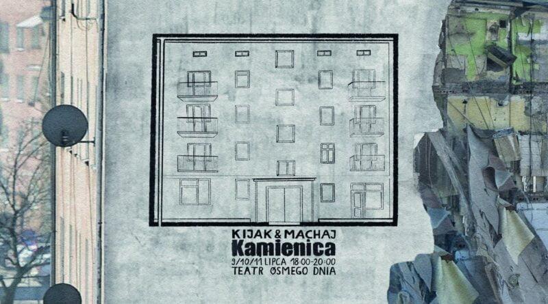Kamienica Ula Kijak fot. U. Kijak