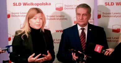 Katarzyna Ueberhan, Wiesław Szczepański fot. L. Łada