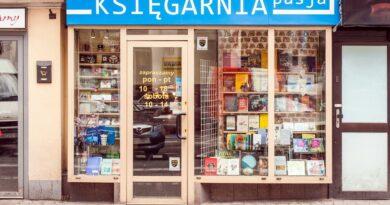 księgarnia Pasja fot. M. Buczkowska, Wydawnictwo Miejskie