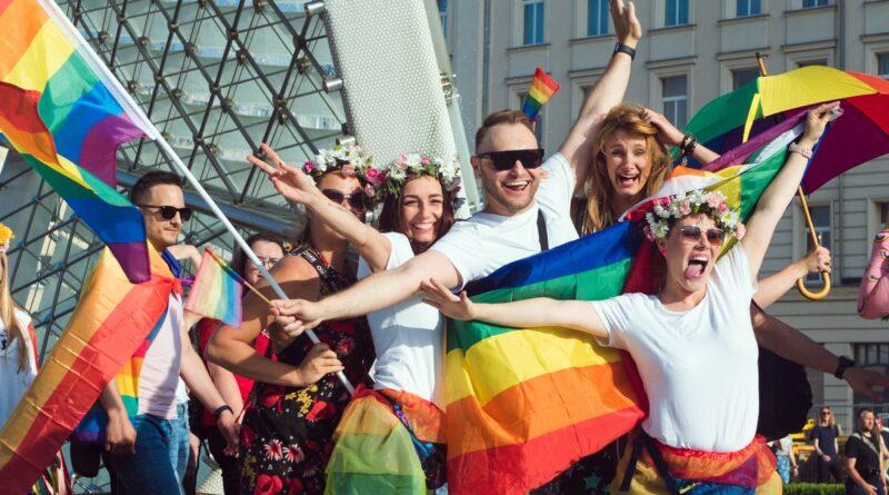 Marsz Równości fot. Wojciech Lesiewicz