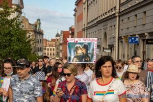 Marsz Równości Poznań 2021 fot. Sławek Wąchała