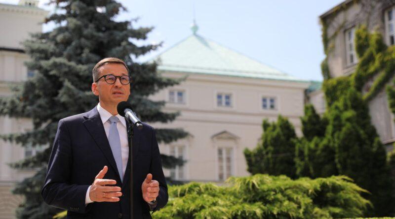 Mateusz Morawiecki fot. KPRM