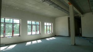 nowy budynek szkoły przy Druskienickiej fot. PIM