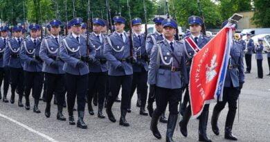 obchody Święta Policji fot. WUW
