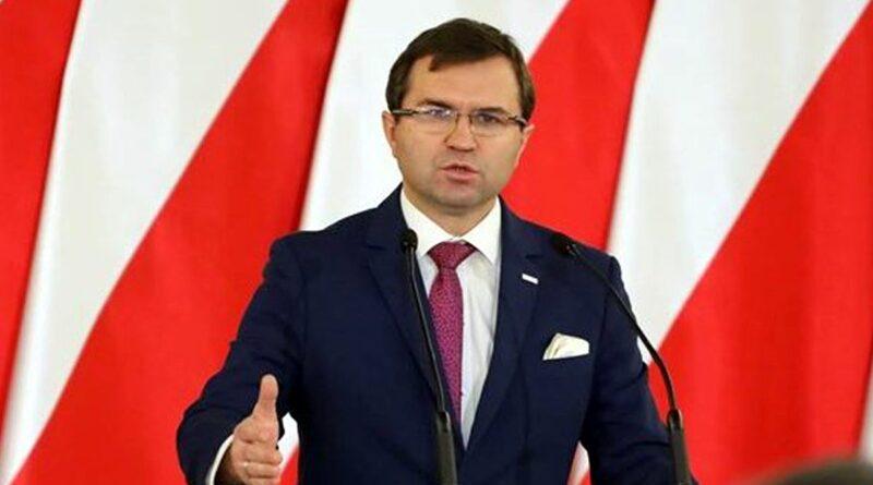 poseł Zbigniew Girzyński fot. TT Z. Girzyński