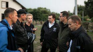 premier w Małopolsce fot. KPRM