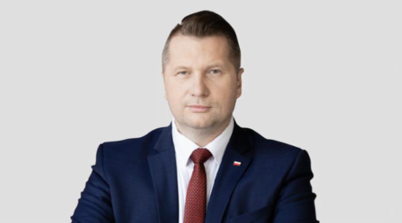 Przemysław Czarnek fot. KPRM