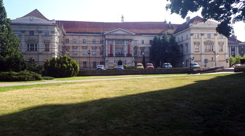 Starostwo Powiatowe w Kaliszu fot. Powiat Kalisz