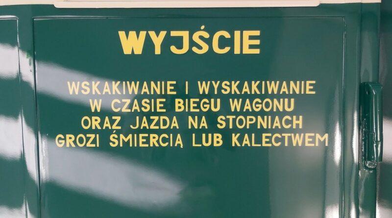 tajemniczy tramwaj fot. MPK Poznań