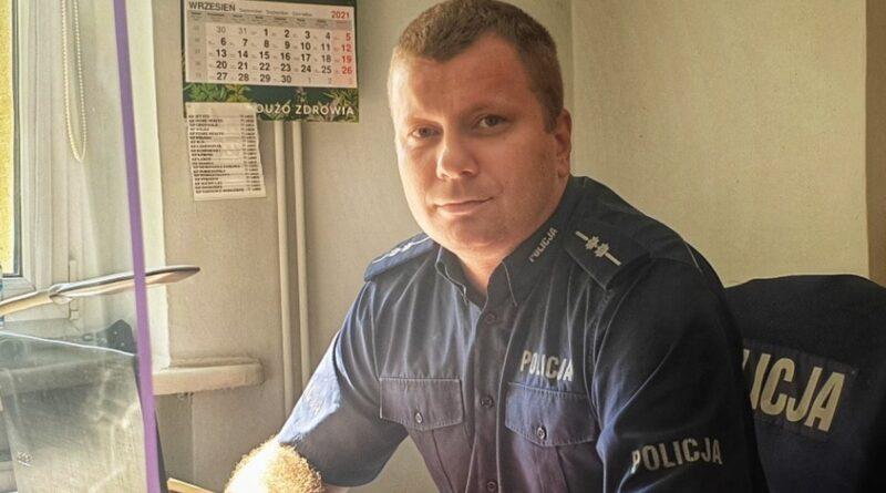 Tomasz Synoradzki fot. policja Poznań