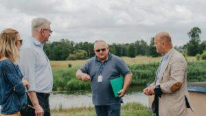 Ujęcie wody Mosina Krajkowo fot. UMP