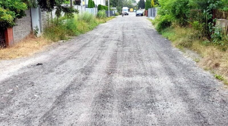 ulica Wicherkiewicz fot. ZDM