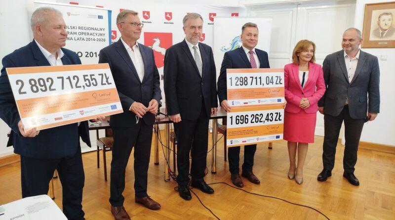 WRPO, wsparcie dla Konina i powiatu konińskiego fot. UMWW