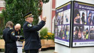 30 lat Straży Miejskiej Miasta Poznania fot. UMP