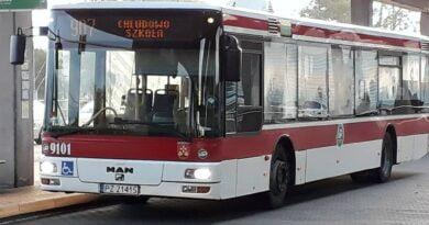 autobus nr 907 fot. ZTM