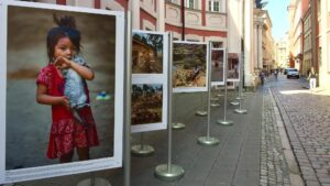 Boliwia Żywioły wystawa fot. Szkoła Baletowa