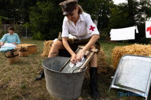 Cud nad Wisłą - Wojna, Miłość i Śmierć GOK Komorniki fot. Sławek Wąchała-