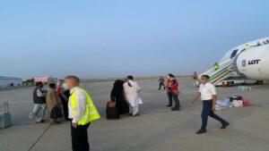 ewakuacja, Afganistan fot. FB M. Morawiecki