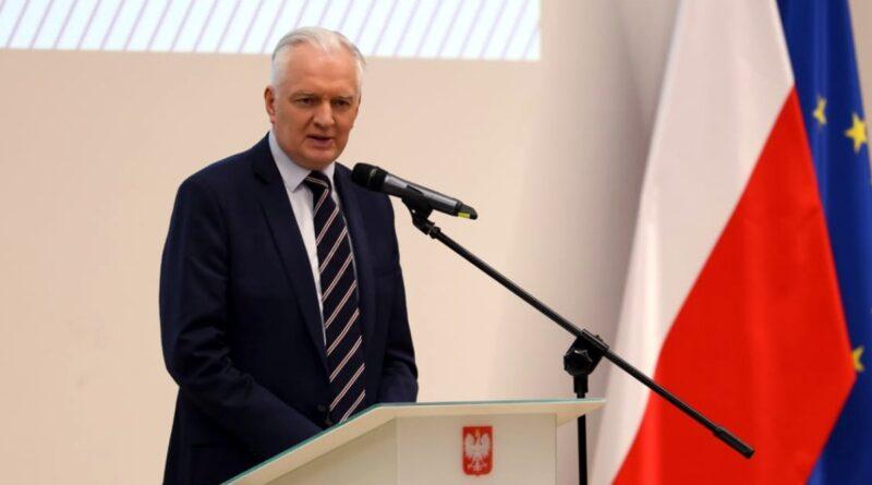 Jarosław Gowin fot. gov.pl