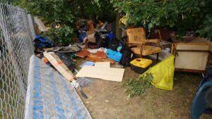 koczowisko bezdomnych fot. SMMP