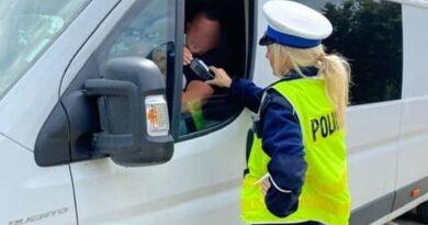 kontrola fot. policja Poznań