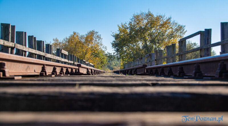 Linia kolejowa 368 Chrzypsko Małe fot. Sławek Wąchała