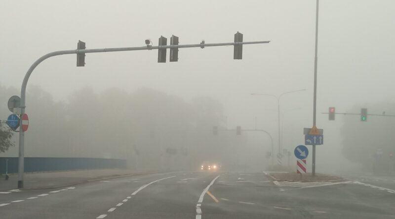 Mgła fot. L. Łada