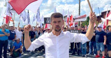 Michał Kołodziejczak fot. AgroUnia