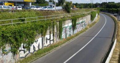 mur oporowy św. Wawrzyńca fot. ZDM