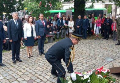Powstanie Warszawskie, 77. rocznica fot. L. Łada
