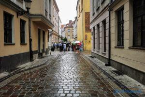 Poznań w obliczu zarazy na przestrzenie wieków - spacer z przewodnikiem - Lato na Gołębiej fot. Sławek Wąchała