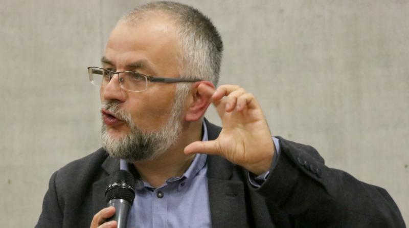 prof. A. W. Nowak fot. mat., pras.