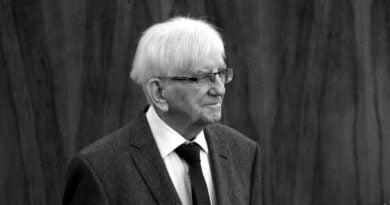 prof. H. Olszewski fot. UAM