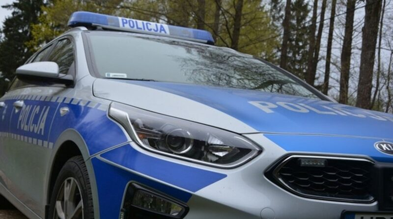 radiowóz fot. policja