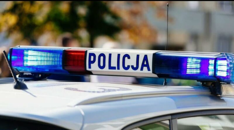 radiowóz fot. policja Międzychód