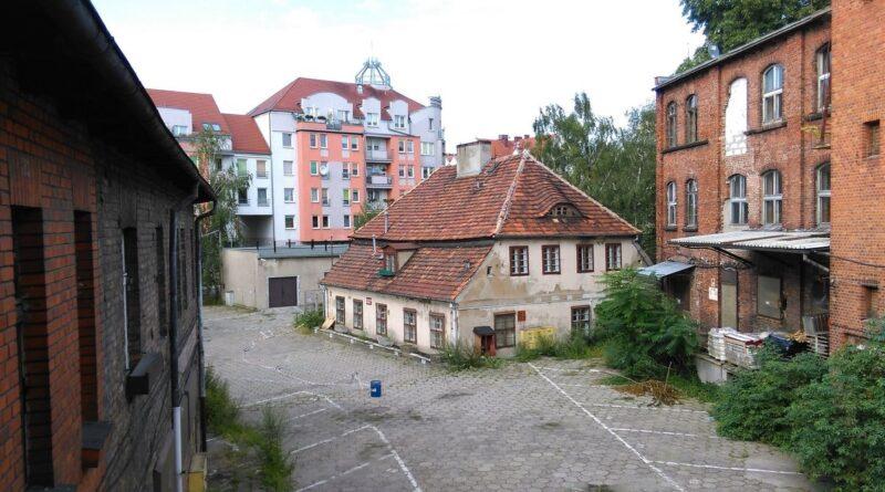 Stara Papiernia - Zaułek Barlebena [fot. Tomasz Dworek]