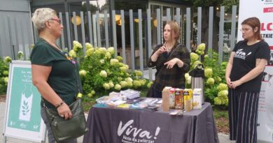 Światowy Dzień Mleka Roślinnego fot. fundacja Viva!