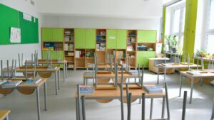 szkoła gotowa na powrót uczniów fot. UMP