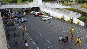 Termy Maltańskie, alarm bombowy fot. FB J. Jaśkowiak