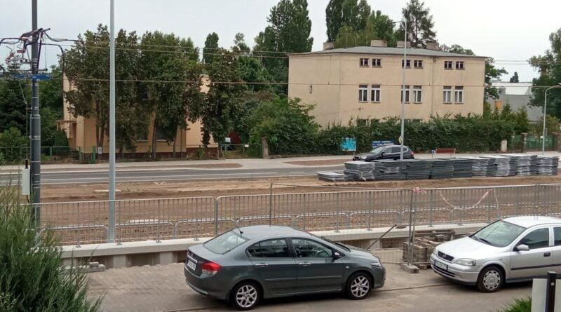Tramwaj na Naramowice fot. L. Łada