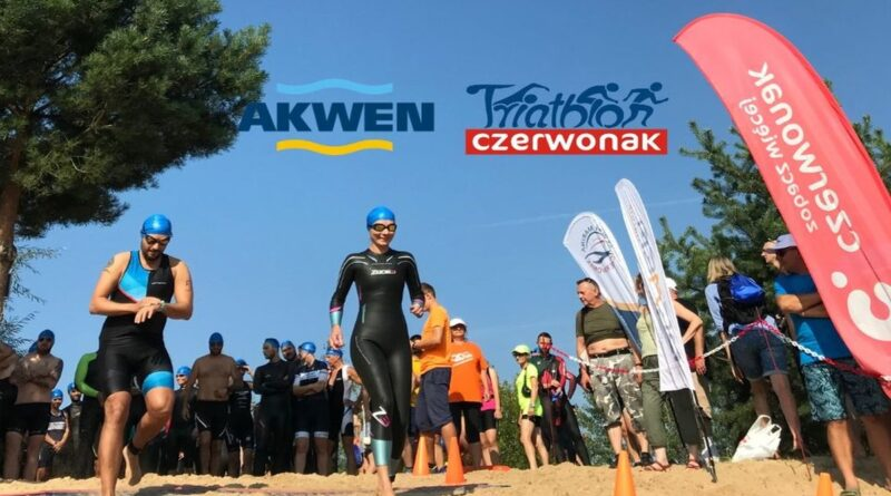 Triathlon Czerwonak fot. Triathlon Czerwonak