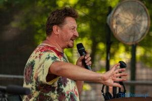 Wiola i Radek - Koncert w parku Środa Wlkp. fot. Sławek Wąchała