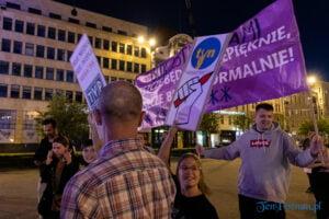 Wolne Media lex TVN Poznań 11.08.2021 fot. Sławek Wąchała