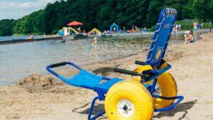 wózek-amfibia fot. UMP